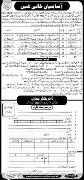 Jobs In Rescue 1122 Khyber Pakhtunkhwa