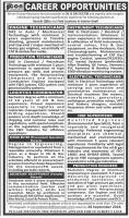 Jobs In Oil And Gas Sector Karachi