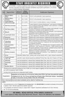 Jobs In Peoples Primary Healthcare Initiative Sindh PPHI
