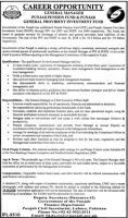Jobs In Punjab Pension Fund And Punjab General Provident Investment Fund
