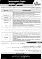 Jobs In Rawalpindi Cantonment Board