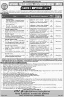 NTS Announced Jobs In National Transmission And Despatch Company Limited