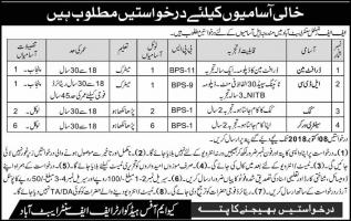 Pakistan Army Jobs In Frontier Force Regimental Center