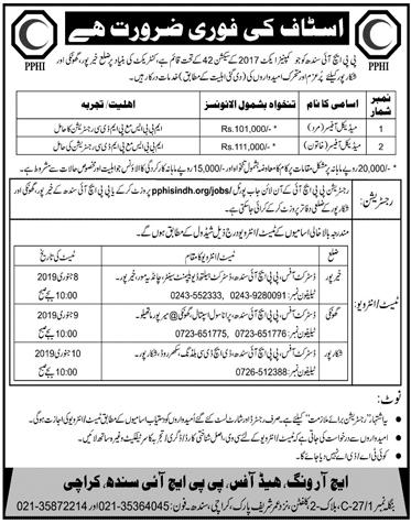 Jobs In Peoples Primary Healthcare Initiative