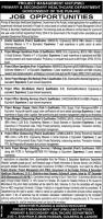 Jobs In Primary And Secondary Healthcare Department