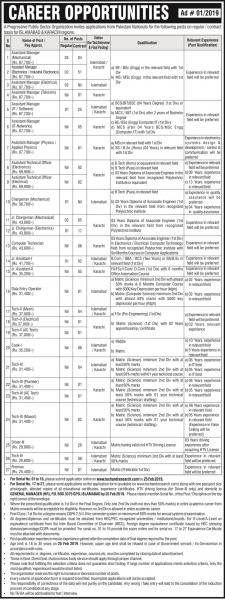 Jobs In Progressive Public Sector Organization - Tech And Research Jobs 2019