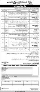 Jobs In Port Qasim Authority 2019 - PQA Jobs 2019
