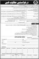 Jobs In Pakistan Army - New Pak Army Jobs 2019
