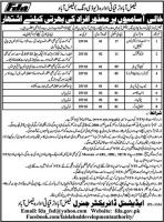 Jobs In Water And Sanitation Agency WASA Jobs 2019