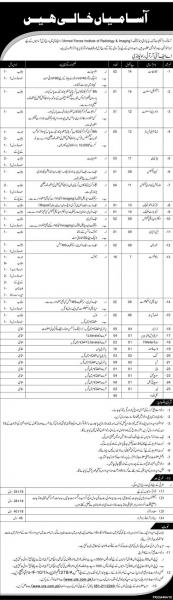 Armed Forces Institute of Radiology & Imaging AFIRI Jobs 2019