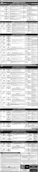 Educators Jobs 2019 By PPSC - New Latest Ad - Labour & Human Resource Jobs