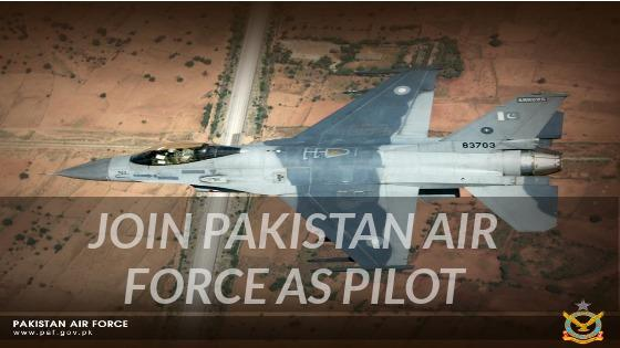 How To Join Pakistan Air Force (PAF) As Airmen - joinpaf.gov.pk As Pilot