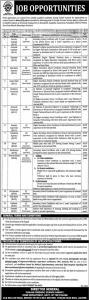 Jobs In Punjab Forensic Science Agency Lahore - pfsa.gop.pk Jobs 2019