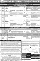 Jobs In Punjab Public Service Commission - PPSC Advertisement No 10/2019