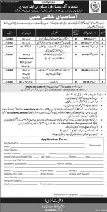 Jobs In Ministry Of National Food Security And Research Islamabad