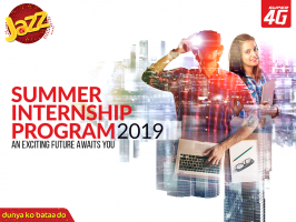 Summer Internship Program By JAZZ