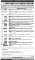 Jobs In Benazir Income Support Programme BISP 2019