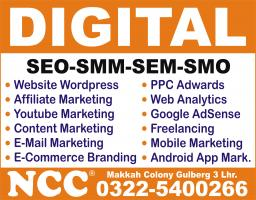 SEO Services in Lahore | SEO company in Pakistan | NCC Software House