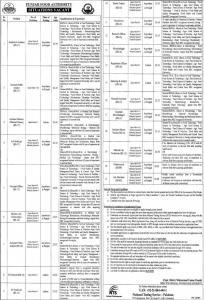 Punjab Food Authority Jobs 2019 For Directors, Assistant, Trainer, Technicians, Analyst