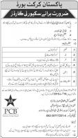 Security Guard Required In Pakistan Cricket Board (PCB)