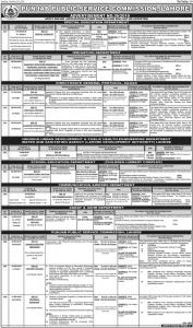 236+ PPSC Jobs 2019 For Sub Engineers, Junior Computer Operator