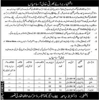 Jobs In District Health Authority Kasur