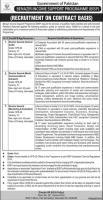 BISP Jobs 2020 -  benazir Income Support Programme Jobs