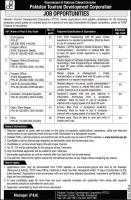 Pakistan Tourism Development Corporation (PTDC) Jobs January 2020