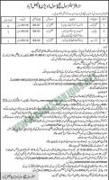 Jobs At The Office Of Senior Civil Judge faisalabad April 2020