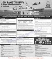 Join Pak navy Jobs As PN Cadet 2020-B Online Registration