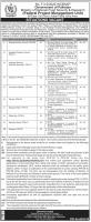 Pakistan Ministry of National Food Security & Research Jobs May 2020