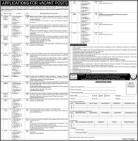 Revenue and Estate Department Jobs May 2020 KPK