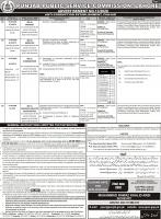 Anti Corruption Establishment Punjab PPSC Jobs June Ad No.13/2020