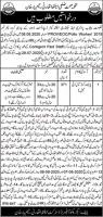 District Health Authority Rahim Yar Khan Jobs July 2020