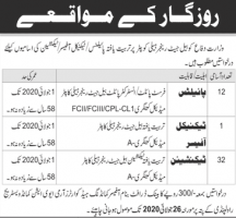 ministry of defence Rawalpindi Jobs July 2020