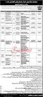 nadra Fixed One Year Contract Based Jobs 2020