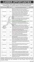 National TB Control Program Jobs - ntp.gov.pk Apply online