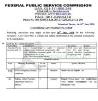 Naval Headquarters ministry of defence Jobs 2020