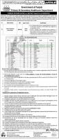 Primary And Secondary Healthcare nts.org.pk Jobs Online Apply 2020