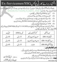 Elite Force Jobs - Pakistan Police Jobs Ads September 2020