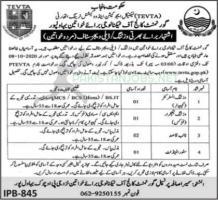 Government College Of Technology GCT Jobs 2020