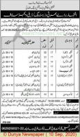 Government College Of Technology Visiting/Daily Wages Staff Jobs 2020