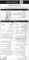 Pakistan Coast Guard Jobs 2020 Advert Latest
