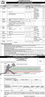 Cabinet Division Jobs October 2020 Latest Application Form