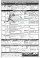 PPSC Jobs Advertisement No 30/2020 Apply Online Latest