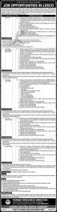 LESCO Jobs 2020 Apply Online   lesco.gov.pk