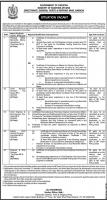 Directorate General Ports & Shipping Wing Jobs 2020