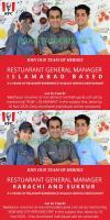 KFC Pakistan Jobs Restaurant General Managers Nov 2020