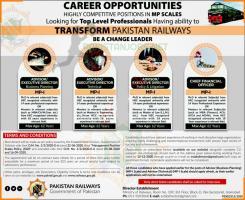 Pakistan Railways Jobs November 2020 Latest
