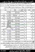 Punjab Buildings Division Jobs Nov 2020